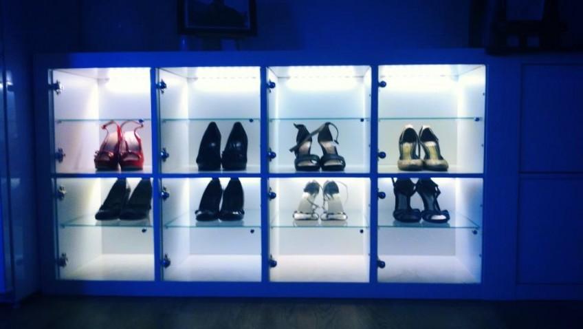 Meuble chaussures de r ve bidouilles ikea - Ikea etagere chaussures ...