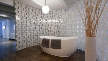 le panier linge lillangen devient un placard de salle de bain bidouilles ikea. Black Bedroom Furniture Sets. Home Design Ideas