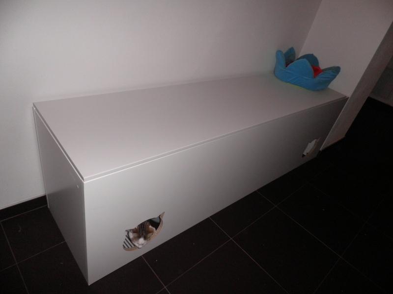 Une litiu00e8re double esthu00e9tique - Bidouilles IKEA