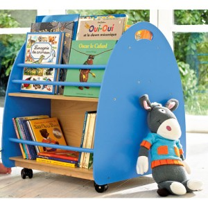 étagère livre enfant