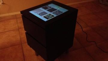 Placard de cuisine ikea transform en petit meuble de - Petit meuble de rangement ikea ...