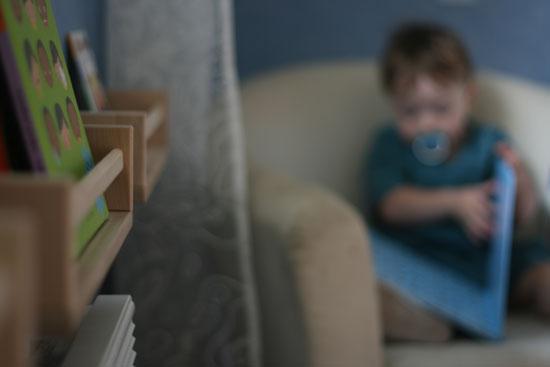 coin lecture enfant