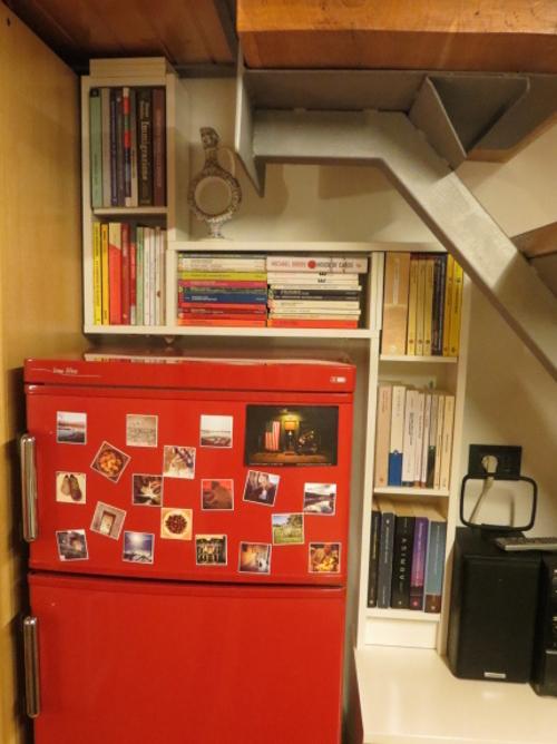 Gnedby rangement sous les escaliers bidouilles ikea - Rangement sous escalier ikea ...