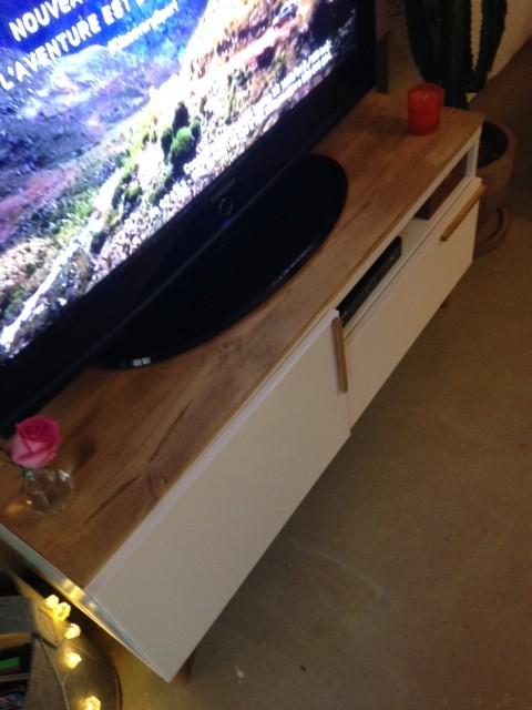 Meuble télé DIY