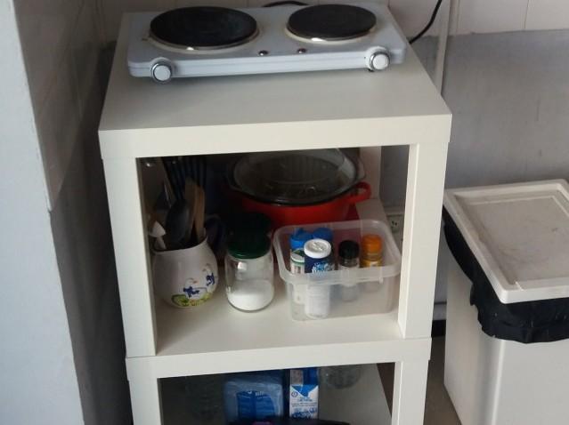 Id es d co et diy cuisine bidouilles ikea - Ikea meuble d appoint ...
