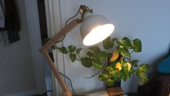 Bidouilles ikea modification transformation et diy meuble ikea - Lampe industrielle ikea ...