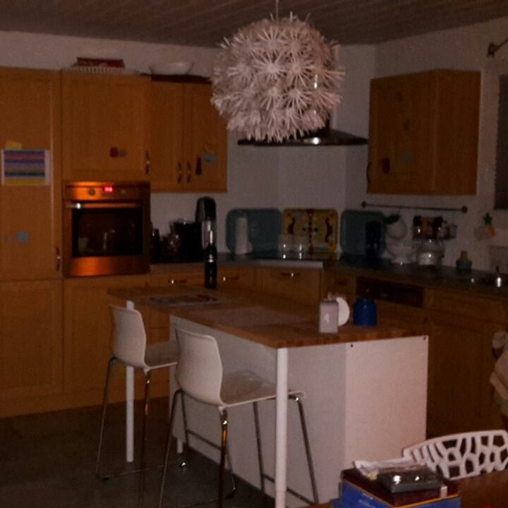 Ilot de cuisine pas cher bidouilles ikea Luminaire pour ilot de cuisine