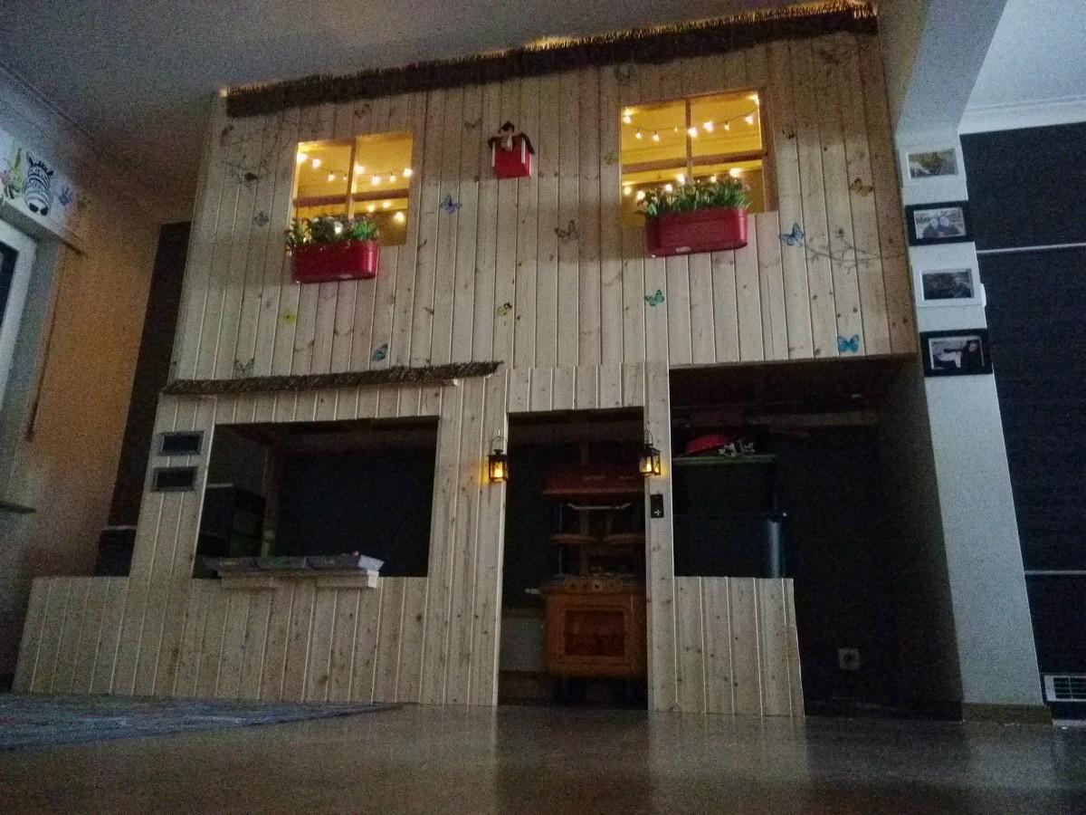 lit cabane 2 etages$`