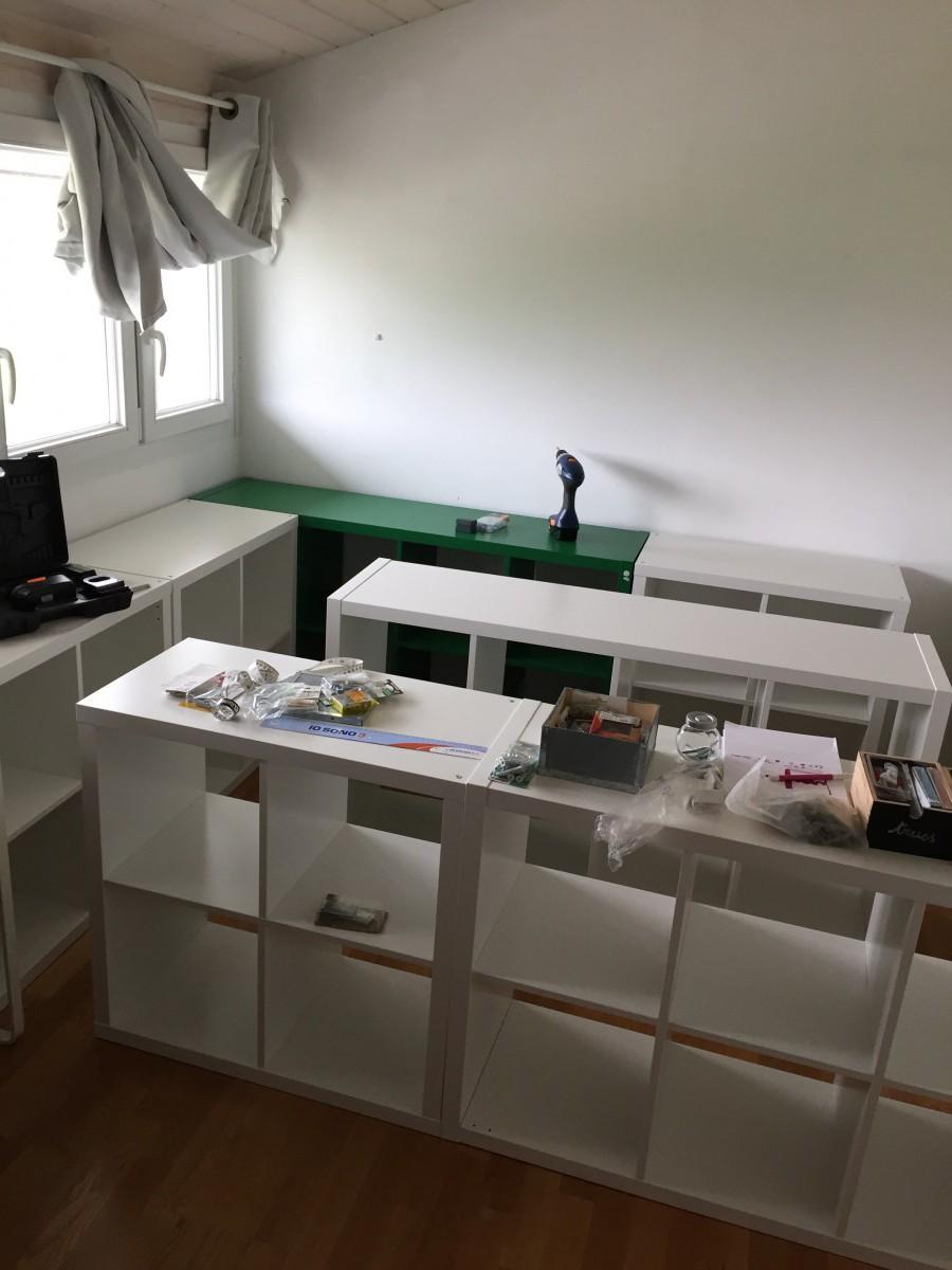 fabriquer estrade pour lit. Black Bedroom Furniture Sets. Home Design Ideas
