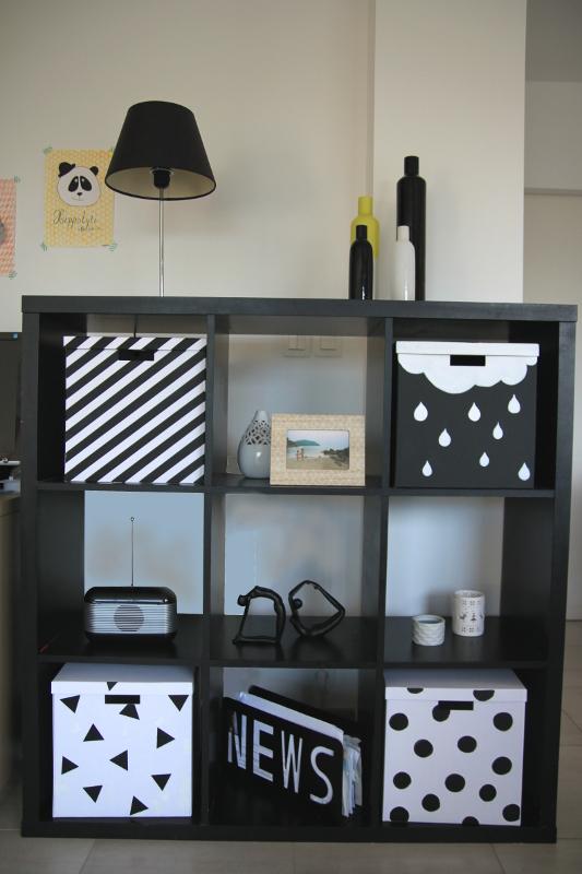 Customisation meuble tendance graphique bidouilles ikea for Customiser un meuble ikea