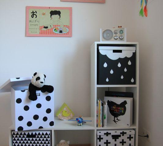 Id es d co et diy salon bidouilles ikea - Idee customisation meuble ...