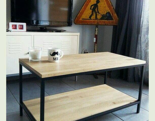 Customiser une table de salon home design architecture for Relooker une table de salon