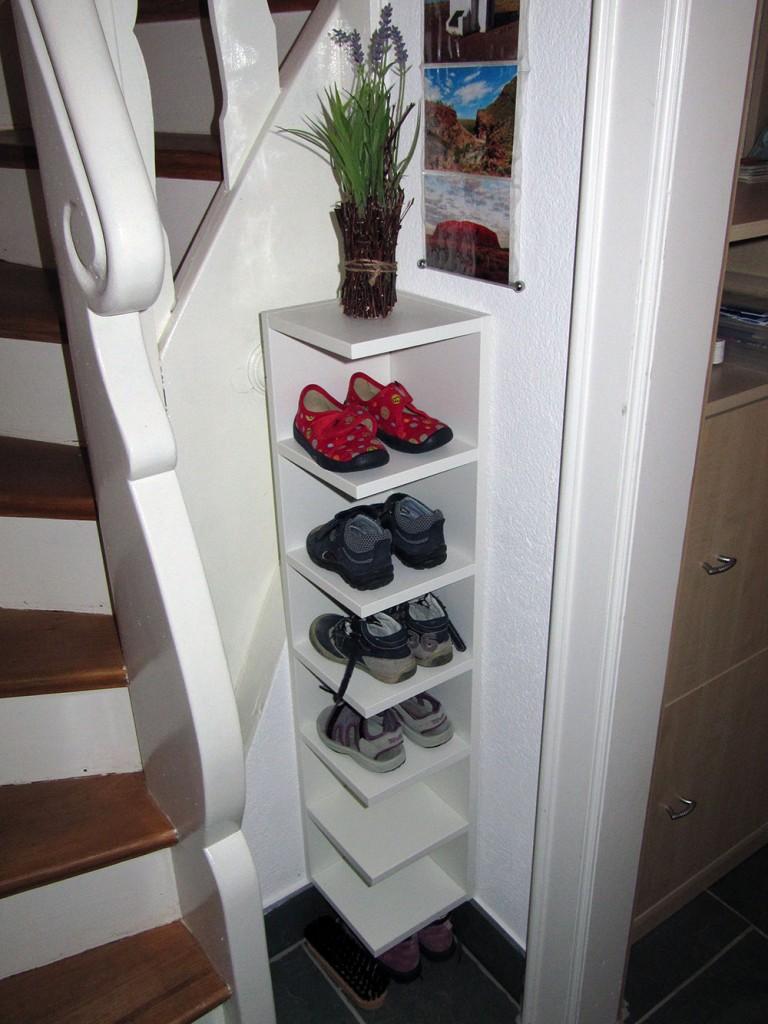 Tag re chaussures pour les enfants avec lill ngen - Etagere a chaussures ...