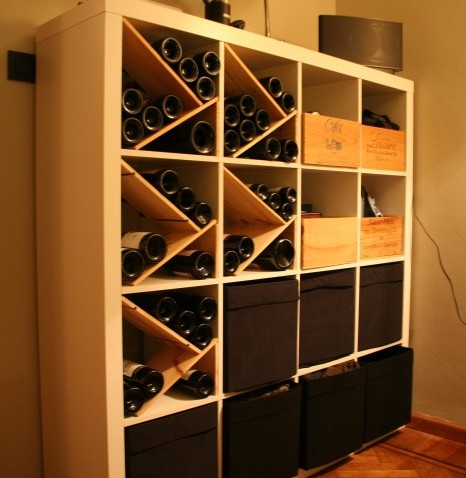 expedit pour les amoureux du vin. Black Bedroom Furniture Sets. Home Design Ideas