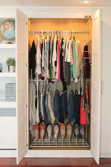 Ikea Hochstuhl Antilop Bis Wieviel Kg ~ Dressing IKEA à base d'armoires PAX hack  Bidouilles IKEA