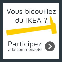 Participez aux bidouilles IKEA!