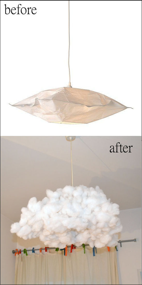 Diy Lampe Papier Ikea