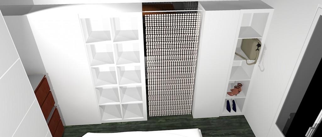 cloison mobile avec expedit. Black Bedroom Furniture Sets. Home Design Ideas