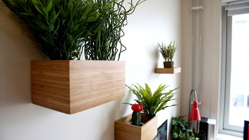 Un pot plante original avec dragan bidouilles ikea for Plante bambou salle de bain