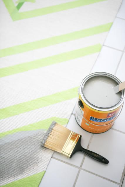 un tapis avec du style pour pas cher. Black Bedroom Furniture Sets. Home Design Ideas