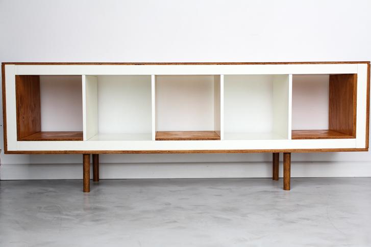 Relooker une armoire ikea en meuble ann es 50 haut de gamme bidouilles ikea - Relooker une armoire ikea ...