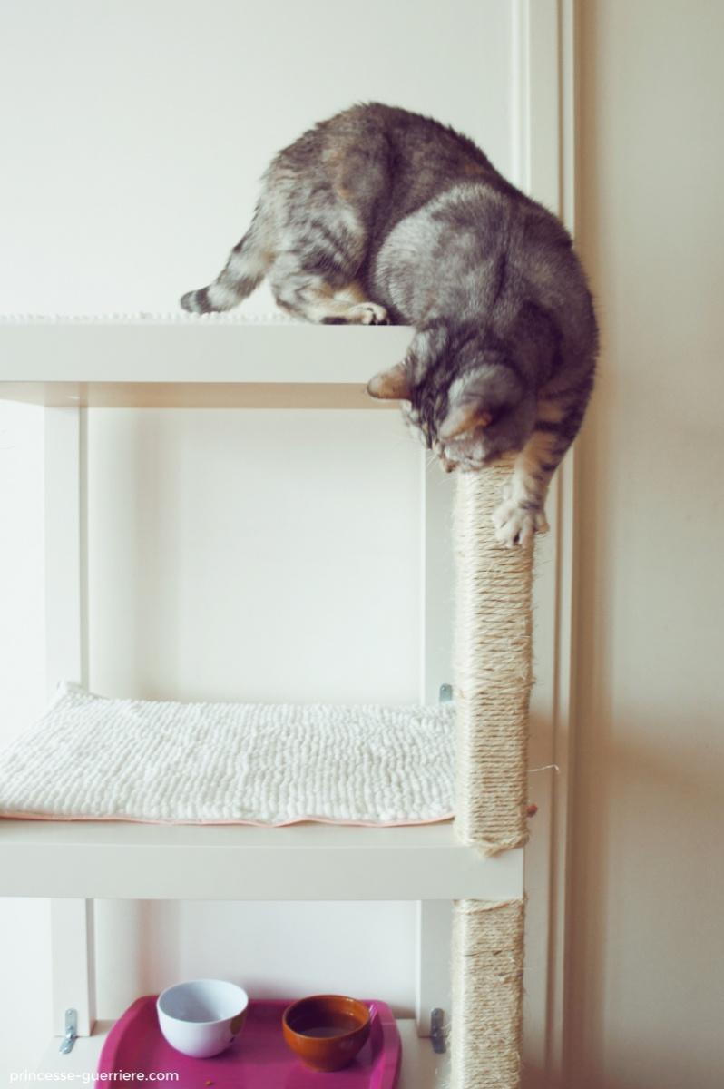 Un Arbre A Chat Ikea Diy