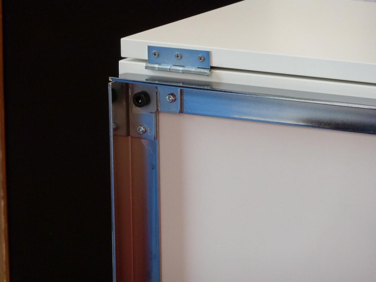 Meuble Tv Pur Et Design Diy Bidouilles Ikea # Meuble Tv Escamotable Design