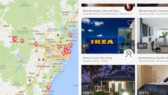 Dormir dans un magasin Ikea !