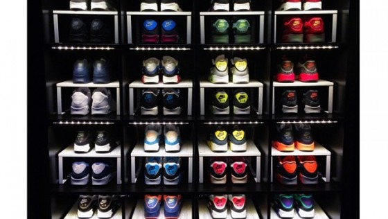 Présentoir / rangement à chaussures EXPEDIT