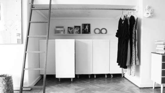 KALLAX pour un salon compact