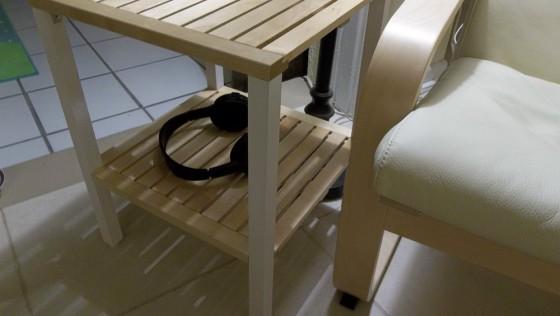 Table d'appoint simple et élégante avec MOLGER