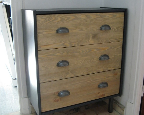 Commode Rast Industrielle Personnalisee