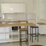 Séparation cuisine Ikea