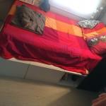 Lit meuble Besta