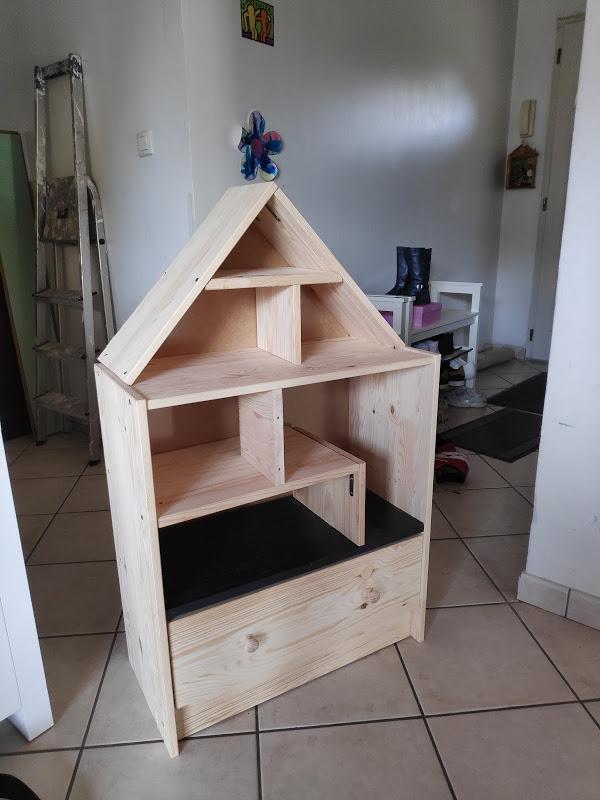 Comment construire une maison en bois pour playmobil ventana blog - Maison en bois playmobil ...