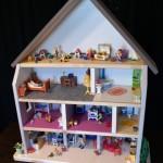 Fabriquer une maison de poupée ou de Playmobil