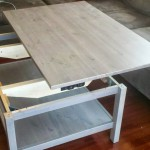 Table basse HEMNES relevable
