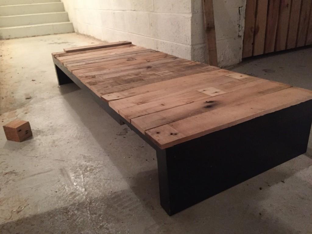 DIY Meuble industriel IKEA