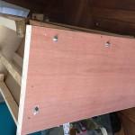 Plywood side