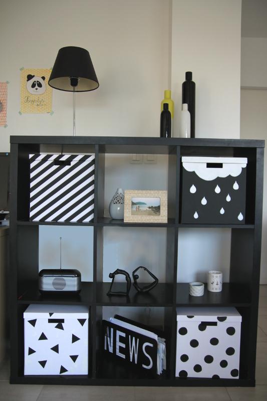 Customisation meuble tendance graphique bidouilles ikea for Customiser un meuble bureau