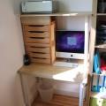 bureau petit prix lack