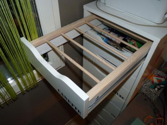 cadre tiroir couture