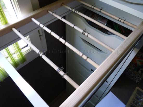 un rangement boite a couture pour vos bobines et fils coudre. Black Bedroom Furniture Sets. Home Design Ideas
