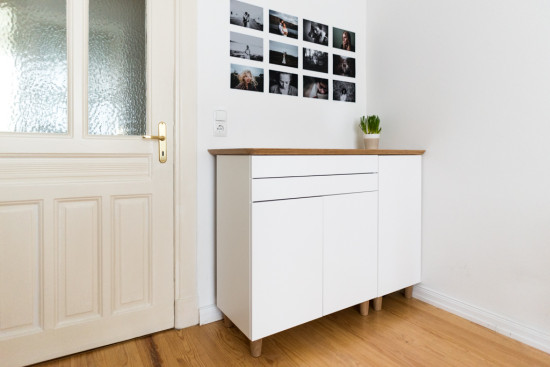 Superbe buffet ikea style scandinave for Ikea scandinave