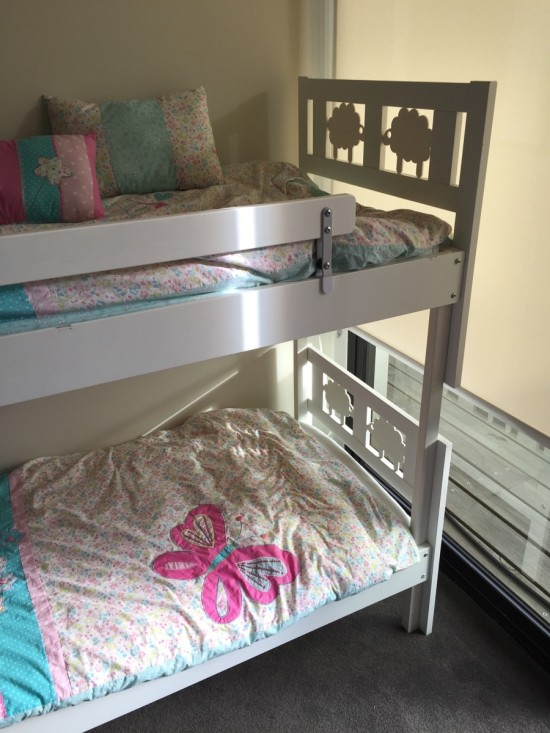 IKEA Kritter bunk bed