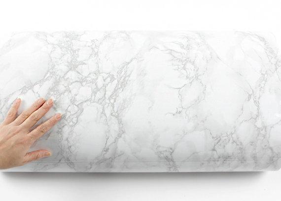 vinyle marbre