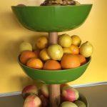 3 saladiers en bambou à plusieurs niveaux, rapide et facile, pour votre cuisine ou votre table