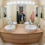 Allonger un meuble GODMORGON pour rénover une salle de bain