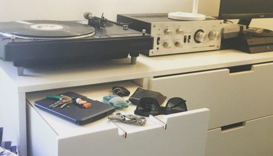 Bidouille NORDLI : Des tiroirs qui cachent des tables très utiles