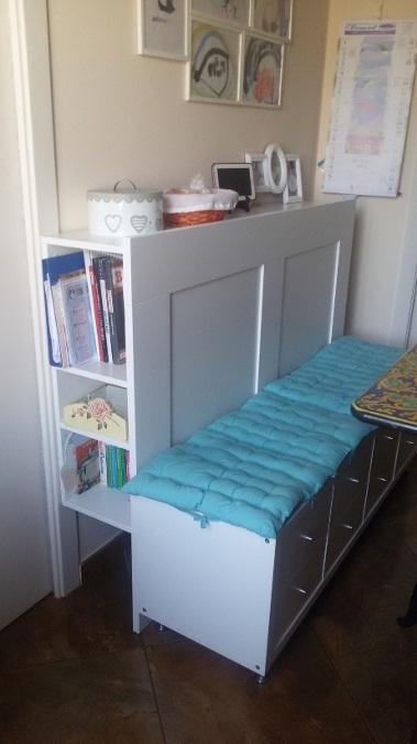 banc de cuisine brimnes kallax et capita. Black Bedroom Furniture Sets. Home Design Ideas